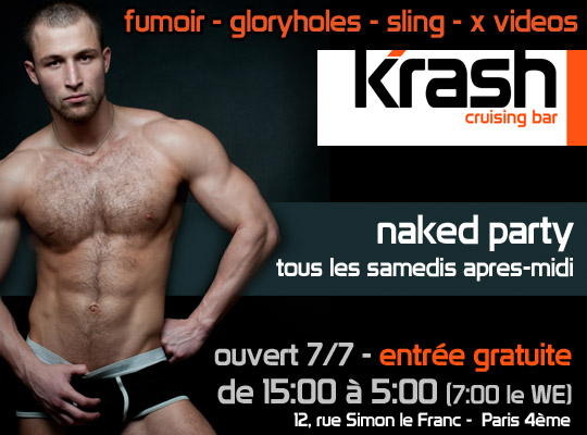 banner Krash naked 540 * 400