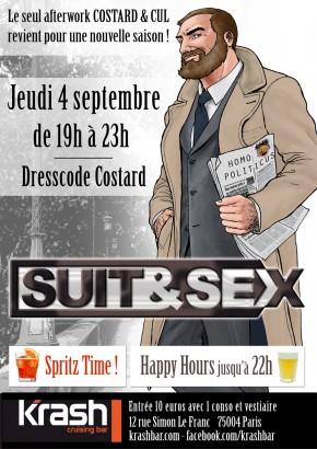 Suit & Sex