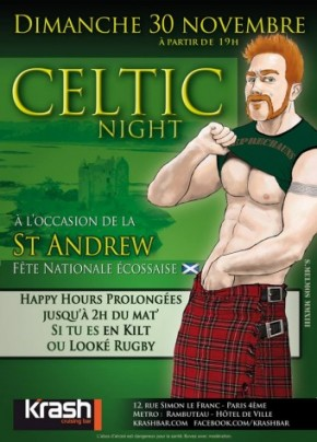 CELTIC NIGHT
